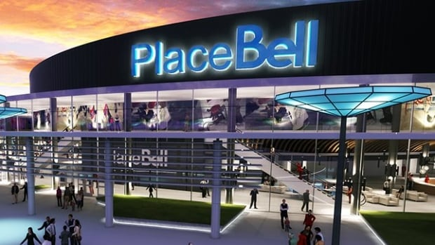 Place Bell artist rendering