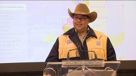 Tsuut'ina to host get-to-know-you dinners with Nenshi, Calgary councillors | CBC
