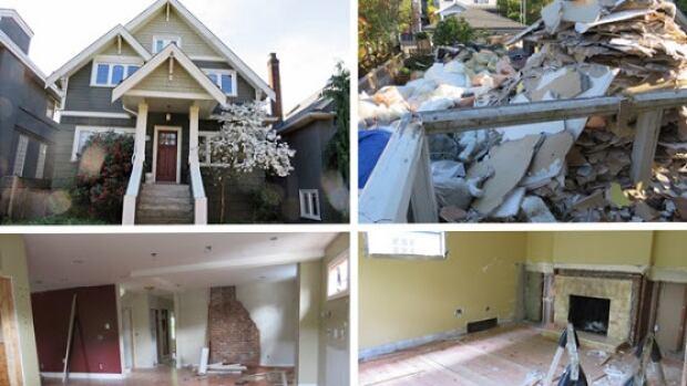 Vancouver demolition