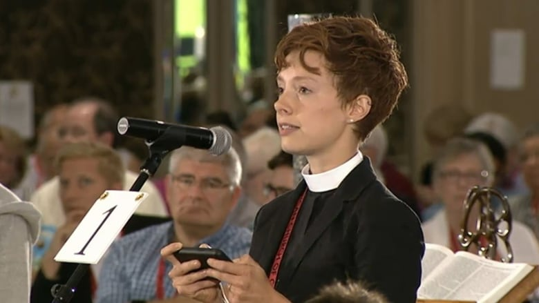 from Conor anglican gay marriage