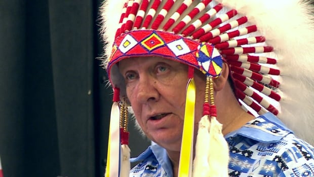 Tsuut'ina chief Roy Whitney announced the major development plans on Monday. The neighbouring community of Lakeview is excited about the project.