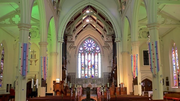 Hamilton's Christ's Church Cathedral is one of the churches under Bishop Michael Bird's purview that will be able to administer marriage ceremonies to couples of the same gender.