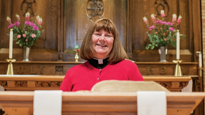 Bishop Jane Alexander