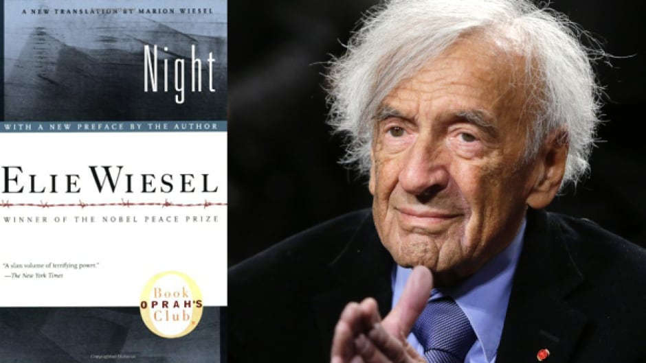 """Writer and Nobel Peace Prize winner Elie Wiesel was an outspoken advocate for survivors and victims of the Holocaust. In his seminal memoir, Night, he wrote, """"To forget the dead would be akin to killing them a second time."""""""