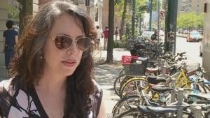 Yvonne Bambrick, cycle advocate