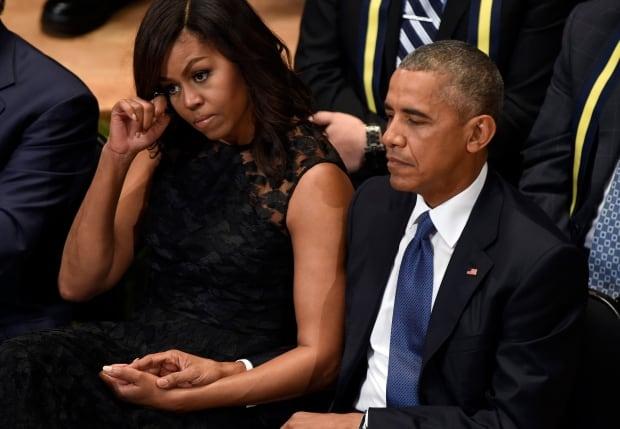 Michelle Obama-Barack