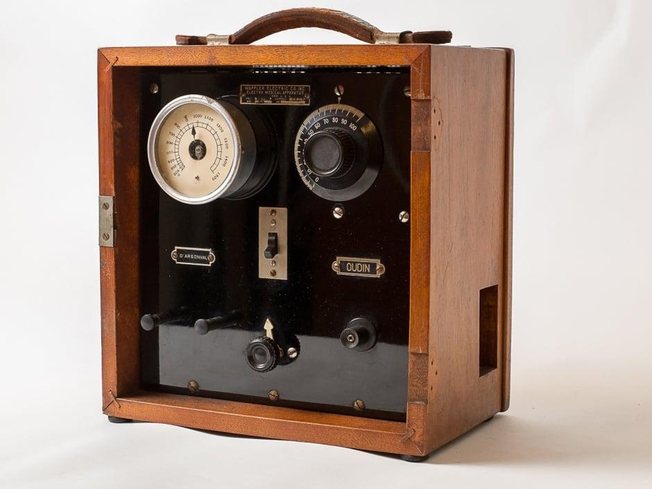 Wappler Electro Medical Apparatus