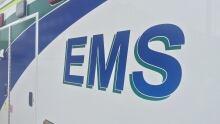 Calgary 6155 ems ambulance paramedics