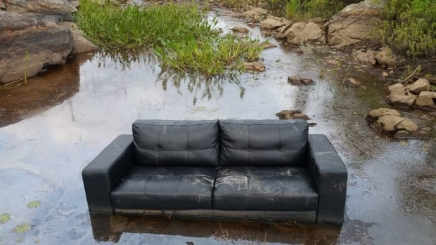couch lake