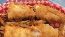 Rick's fish n chips