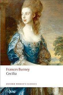 Frances Burney Cecilia