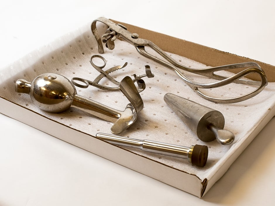 Obstetrical/gynecological instruments