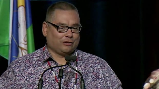 During an annual gathering of chiefs in Niagara Falls, Ont., on Thursday, Assembly of First Nations Regional Chief Shane Gottfriedson called on two holdout provinces to get on board with a national inquiry into missing and murdered Indigenous women.