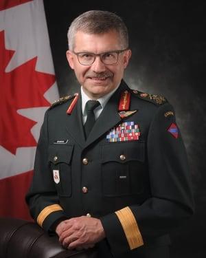 Lieutenant-General Paul Wynnyk