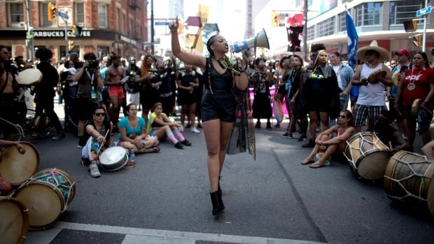 Pride Toronto bans police from parade after Black Lives Matter dispute