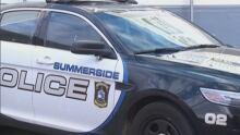Summerside police cruiser