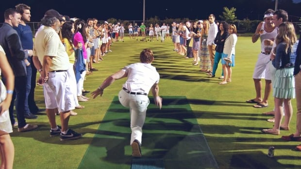 Hundreds of teams across Canada have been hitting the sod to join in on a Lawn Summer Nights, a July-long fundraiser for Cystic Fibrosis Canada.