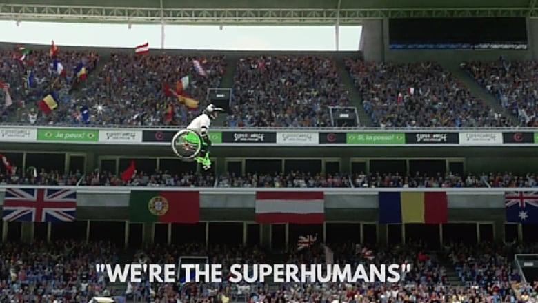 Paralympians Introduced As Superhumans Ahead Of Rio 2016