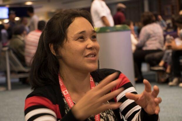Interpreter Hserchri Trawgaye