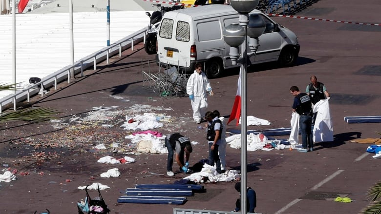 FRANCE NICE TRUCK ATTACK