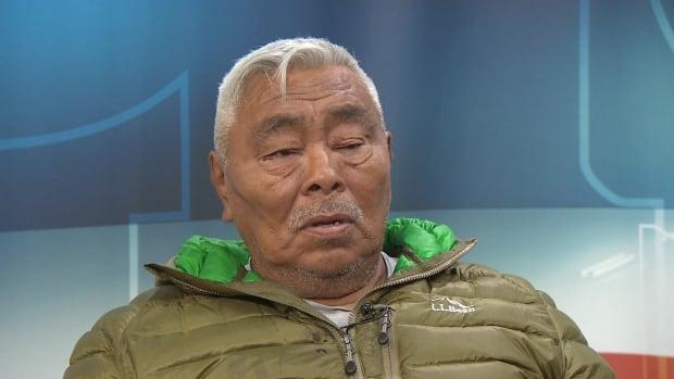 Lew Philip RCMP Nunavut