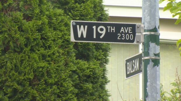 Vancouver streetsigns