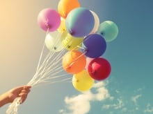 Under proposed New Jersey legislation, people could be fined $500 US for releasing balloons into the sky as a part of celebrations and memorials.
