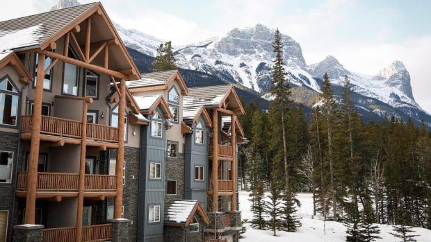 Canmore's vacancy rate is hovering around zero per cent, and short-term rental sites like Airbnb and VRBO aren't helping the town's housing crunch.