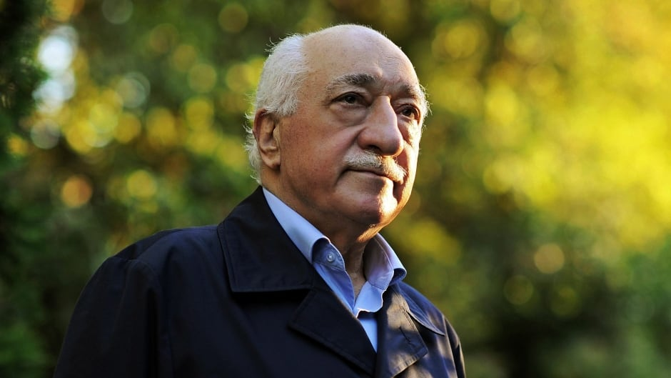Turkish Islamic preacher Fethullah Gulen left Turkey in 1999 and is living in exile in Pennsylvania.
