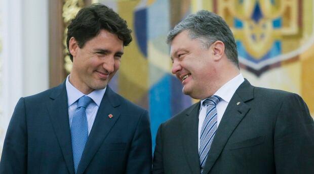 Ukraine Canada