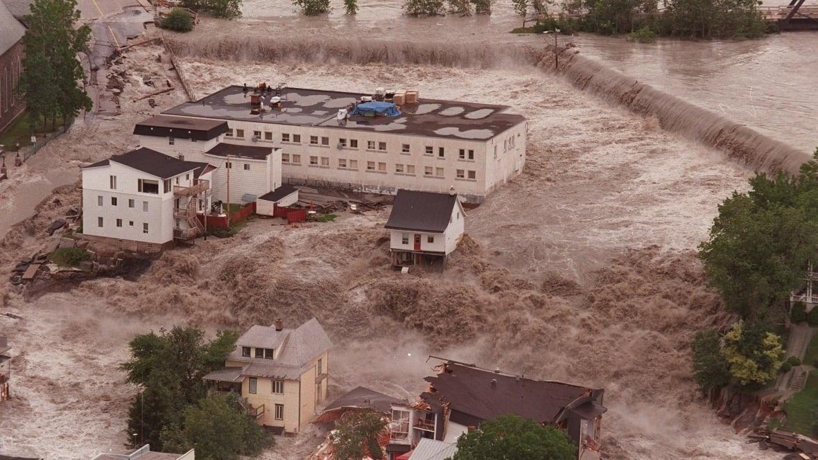 Devastating flood in Quebec's Saguenay region remembered ...