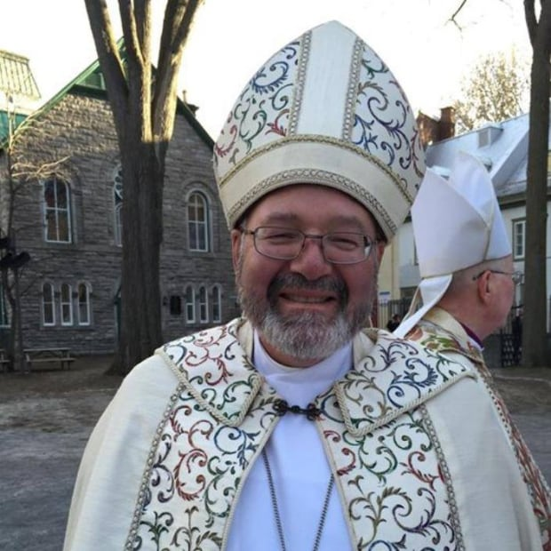 Bishop Ron Cutler, Diocese of N.S. & P.E.I.