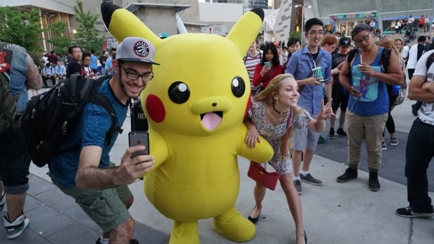 pokemon gathering toronto