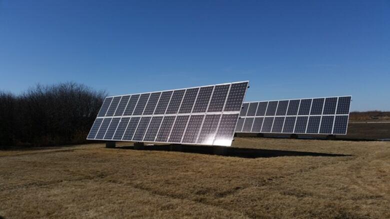 SaskPower 10-megawatt solar project enters RFP stage | CBC News