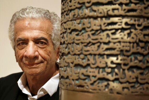 Mideast Iran Artist