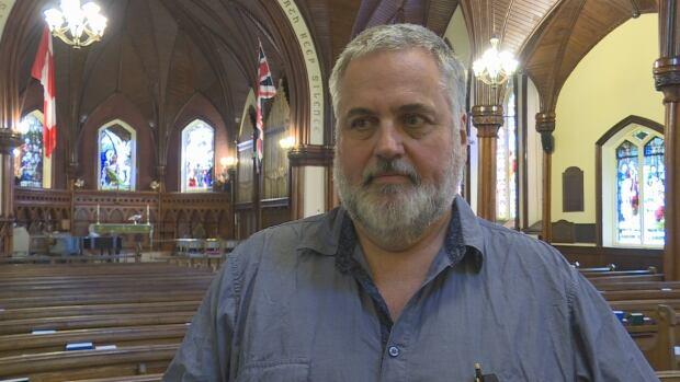 John Clarke, archdeacon Anglican church P.E.I.