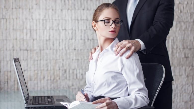 What to do if being sexually harassed at work