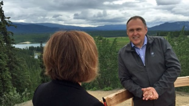 Yukon Premier Darrell Pasloski is chairing the annual summer meeting of Canada's 13 provincial and territorial leaders, which starts Wednesday. He's put economic development high on the agenda when leaders meet with national Aboriginal organizations.