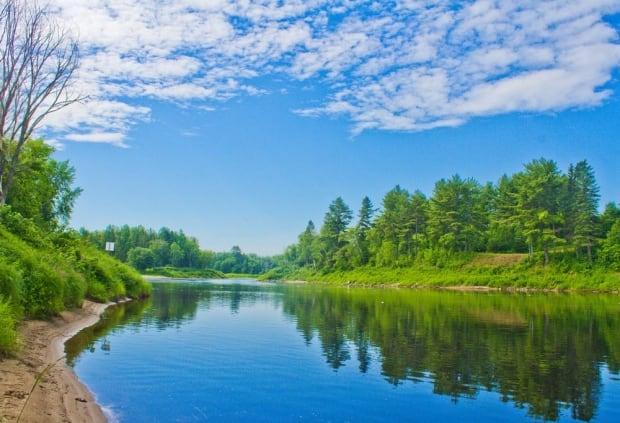 Miramichi river
