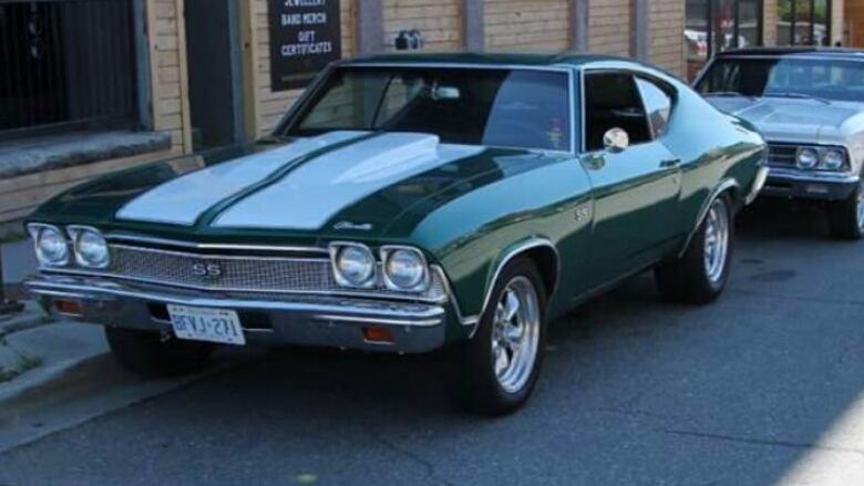 Thunder Bay Mans Classic Car Stolen During Minnesota Car Show CBC - Car show mn