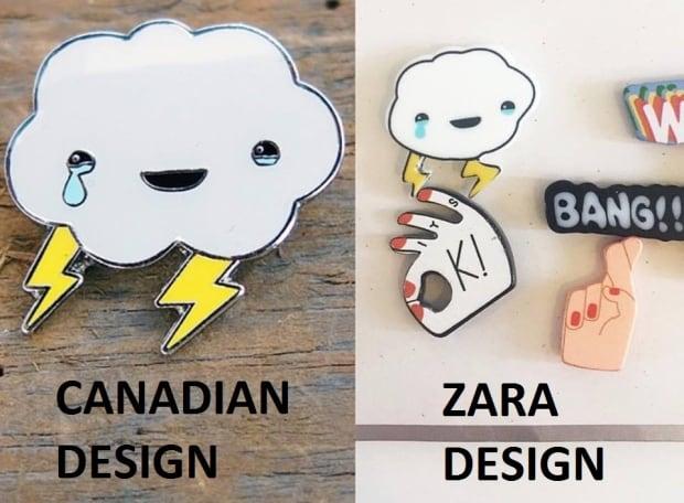 Crywolf Zara design comparison