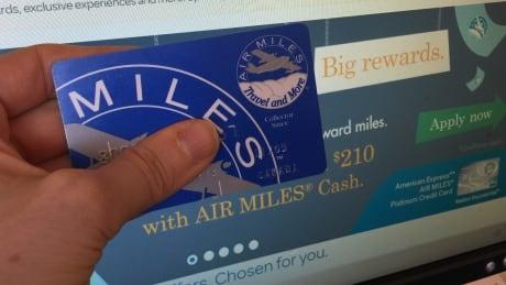 Air Miles Rewards expiry