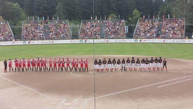 Team Uganda takes on Canada