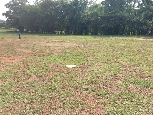 Ugandan training grounds