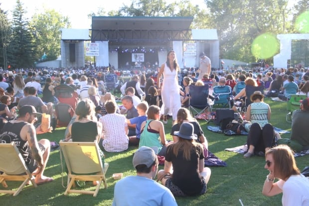 Calgary Folk Festival 2016