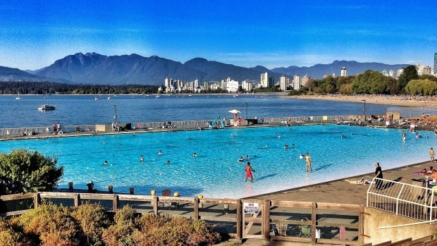 Heat wave coming to Vancouver Island