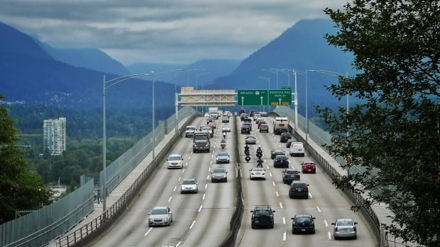 The Second Narrows Bridge is one of the main commuter arteries in and out of North Vancouver. Traffic congestion in the region is causing businesses to consider relocating elsewhere to make life easier for commuting employees.