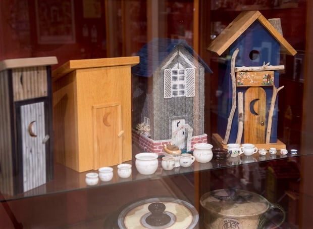 Nova Scotia S Outhouse Museum Created By No 1