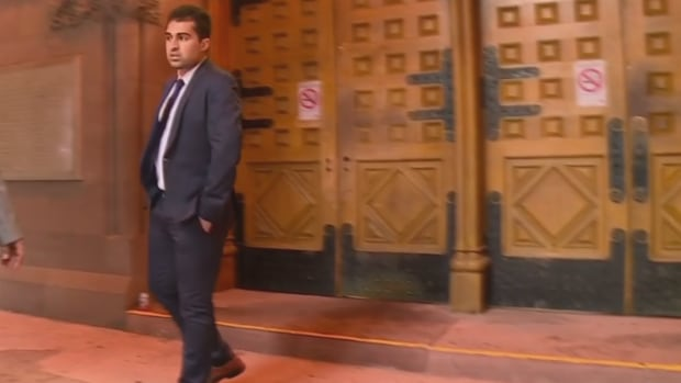Mustafa Ururyar, convicted of sex assault, appeared in court Monday morning to find out if he will be allowed to stay out-of-custody while awaiting his sentencing, expected to take place in September.