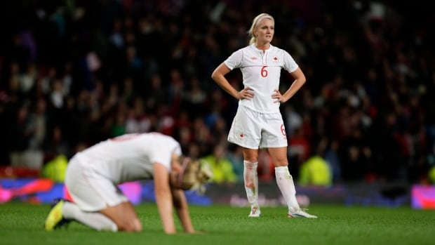 Professional soccer player Kaylyn Kyle is retiring from Soccer Canada.